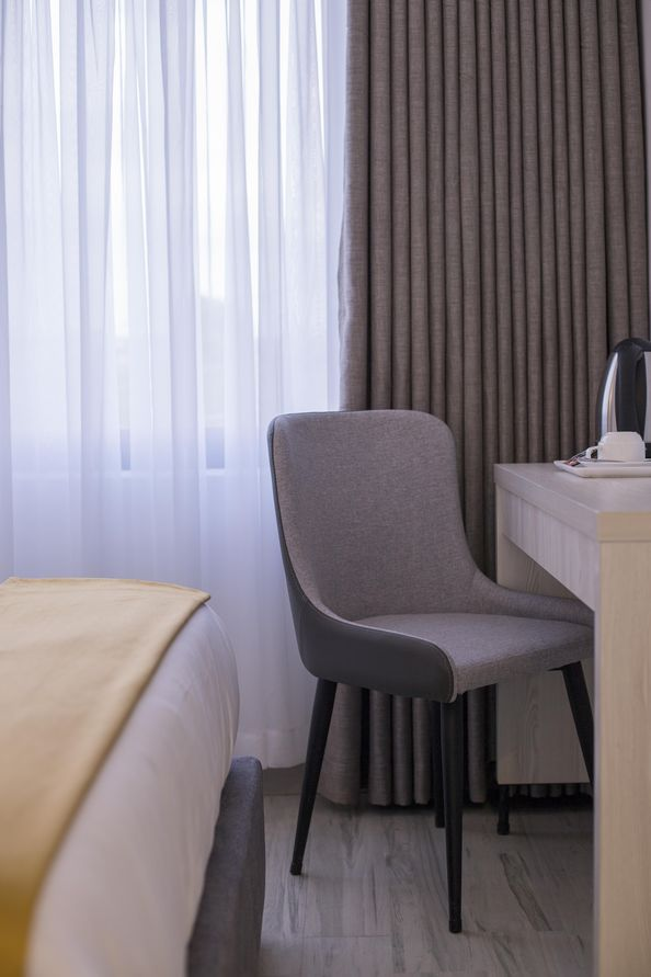 Study desk, Wi-Fi and telephone in your room.